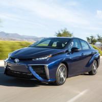 Toyota stellt Mirai in Deutschland vor