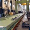 Portalmaschine fräst auf 20 m Länge