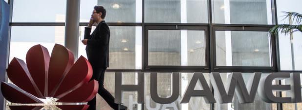 Telekom-Riese Huawei setzt auf Deutschland