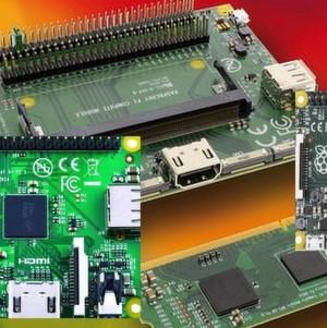 Alle Raspberry-Pi-Modelle im Überblick