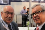 Vogel Standparty Hannover Messe 2015