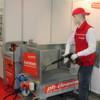 Bauteile oder Maschinen sanft und gründlich säubern