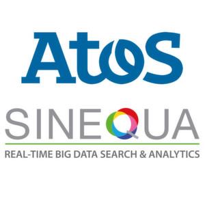 Atos und Sinequa kooperieren im Big-Data-Bereich.