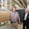 Foxconn-Vertreter besuchen Schmalz