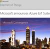 Microsoft startet ins Internet der Dinge