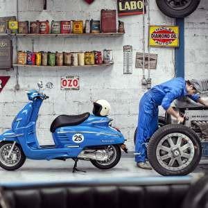 """Peugeot sucht Zweiradprofi mit """"Liebe zum Roller"""""""