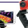 Infrarot-Wärmebildkamera für das Smartphone