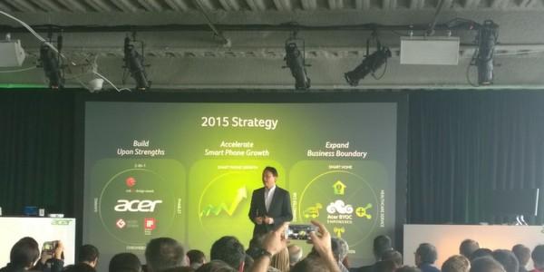 Acer strebt nach oben
