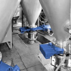 Eintragsschleusen in der Gefriertrocknung müssen zuverlässig vakuumdicht absperren.