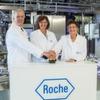 Produktionsgebäude für immundiagnostische Tests eingeweiht