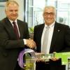 """Bayerischer Steigtechnik-Hersteller eröffnet seinen neuen """"Campus"""""""