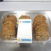 Etiketten sichern Cookie-Verpackungen