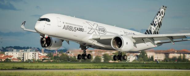 Airbus druckt Flugzeugteile für den A350 XWB in 3D