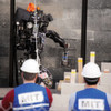 Roboterentwicklung für die DARPA-Challenge
