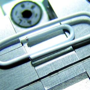 mit der innenhochdruckumformen lassen sich auch kleinste bauteile herstellen. Black Bedroom Furniture Sets. Home Design Ideas