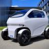 Hochflexibles robotisches Auto passt sich dem vorhandenen Platz an