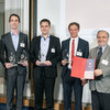 Innovation Award is shared among two projects