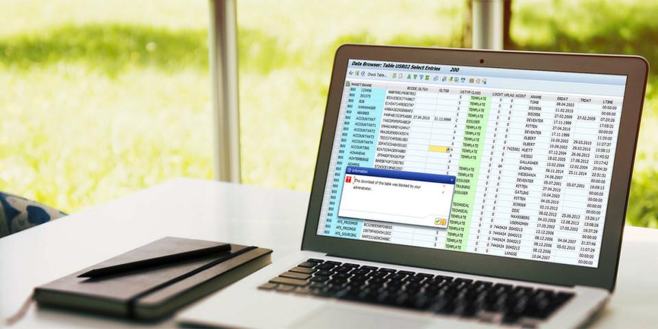 Mit der Datenklassifierung von Halocore wird die Datenabflussverhinderung effizienter.
