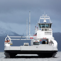 Weltweit erste elektrische Autofähre geht in Norwegen in Betrieb