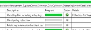 System Center 2012 Configuration Manager Support Center