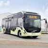 Volvo testet Elektrobus in Göteborg