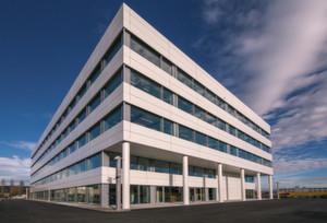 Roche baut größtes modulares Laborgebäude Europas