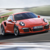 Gefahren: Porsche 911 GT3 RS