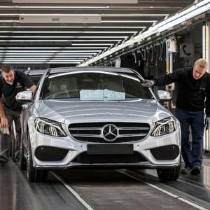 Mercedes-Rückruf: C-Klasse hat zwei Probleme