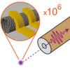 Neue Methode zur effizienten Signalübertragung aus Nanobauteilen