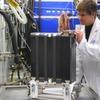100-Kilowatt-Brennstoffzelle für Autos im Dauertest