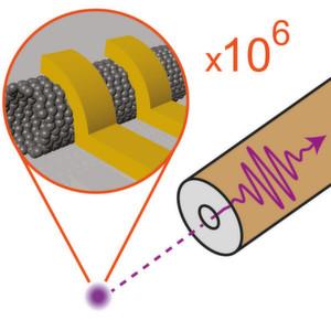 Signale aus Nanobauteilen übertragen