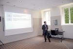 Sascha Mühlbach, 1&1 Mail & Media Development & Technology, berichtete in einem Referenzvortrag über seine Erfahrungen beim Übergang zu einer serviceorientierten Loadbalancer-Infrastruktur.