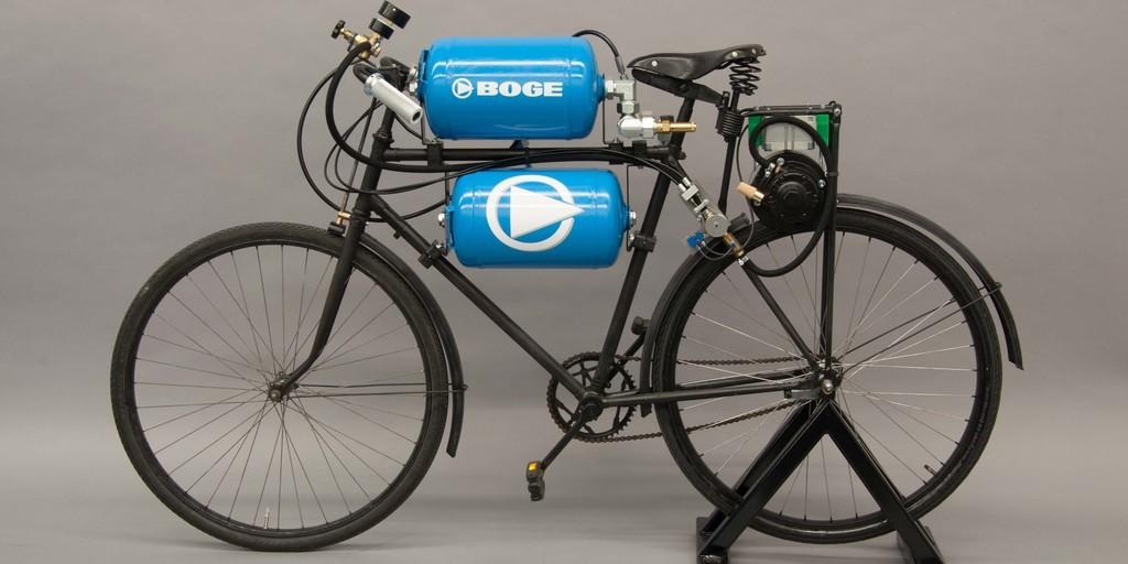druckluftfahrrad alternative zum e bike. Black Bedroom Furniture Sets. Home Design Ideas