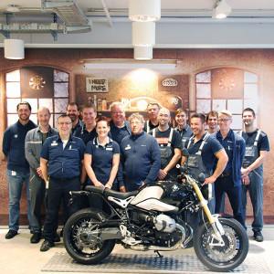 BMW: Neues Gewand für die Berliner Motorenwerke