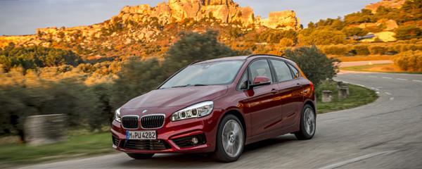 2er Active Tourer: BMW neu definiert