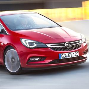Opel bringt den Astra K kurz nach der IAA 2015 im September auf den Markt.