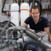 Freikolbenmotor als Stromerzeuger im Elektrofahrzeug