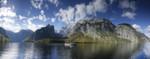 Flüsterleise gleiten die Elektroboote durch das Wasser auf dem Königssee. Dafür sorgen 56 Jahre alte elektrische Motoren von Siemens.