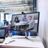Video Collaboration für Arbeitsplätze und kleine Meetingräume