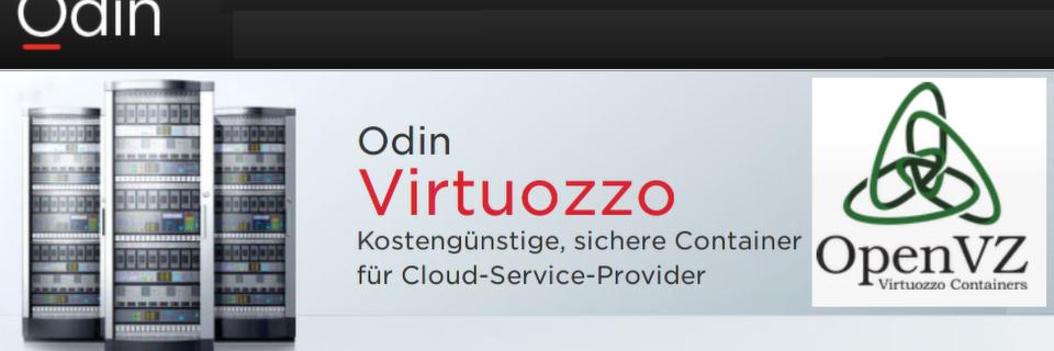 Aus OpenVZ und Parallels Cloud Server wird Virtuozzo Core