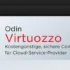 OpenVZ + Odin = Virtuozzo Core