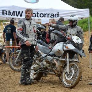 So groß wie nie zuvor: Die BMW Motorrad GS Trophy Germany 2015
