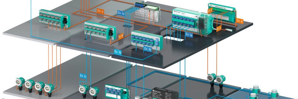 How a Fieldbus Infrastructure Ensures Effective Process Management