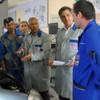 Mechanikerausbildung in Tadschikistan