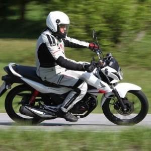 Honda CB 125F: Für den Preis einer Kugel Eis
