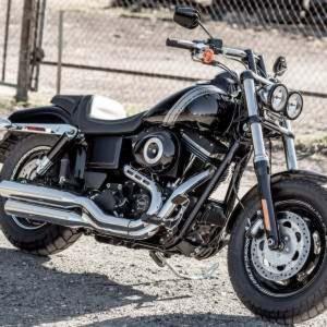 Restwert-Königin laut Schwacke: die Harley-Davidson Fat Bob.