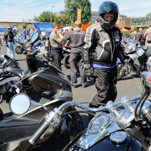 Motorräder in Deutschland 2015: Der Bike-Berg wächst