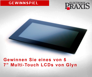 LCD Gewinnspiel