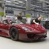 Porsche beendet die Produktion des Hybrid-Supersportwagens 918 Spyder