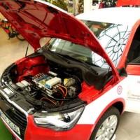 Forscher präsentieren innovatives Elektrofahrzeug-Konzept